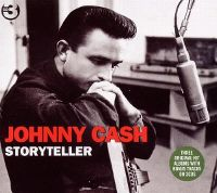 Cover Johnny Cash - Storyteller [3CD]